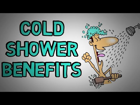 Cold Showers - Why They're Good For You