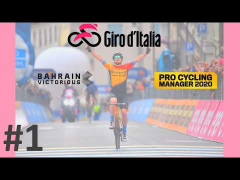 The Padun Powerhouse   Apjes Giro d'Italia #1   Pro Cycling Manager 2020  
