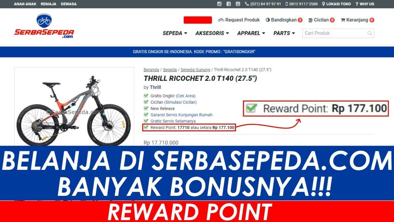 Toko Sepeda Serba Sepeda Gratis Ongkir Gratis Servis Seumur Hidup Serbasepeda Com I Toko Sepeda Online Bergaransi Gratis Ongkir Gratis Servis