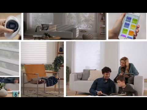 Motorización Powerview Hunter Douglas
