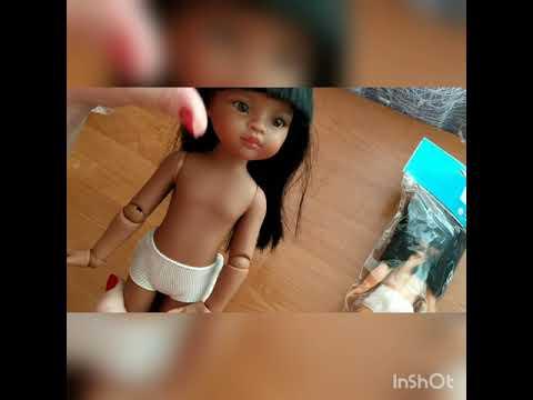 Посылочки с куколками/Paola Reina- Мэйли, Vestida - Юми