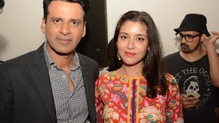 Check Out! Manoj Bajpayee Spotted At Short Film Taandav Launch