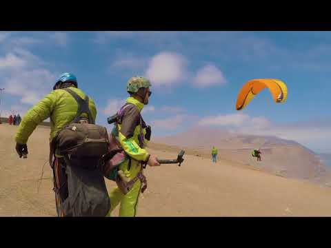Paragliding in the Atacama Desert   Lonely Planet Puro Vuelo Iquique