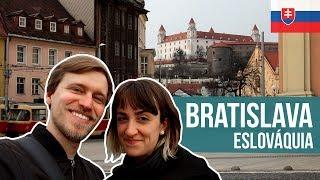 BRATISLAVA: UM GUIA COMPLETO - Turismo em 48 horas na capital da Eslováquia - Alemanizando