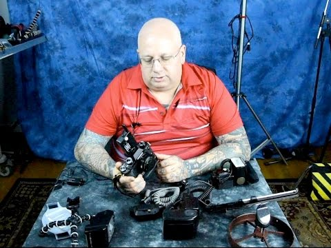 Angry Photographer: FUJI Flash & Speedlight options, cables, wireless, & Modes