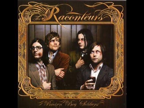 The Raconteurs - Broken Boy Soldier (Full Album 2006)
