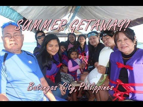 SUMMER GETAWAY AT MATABUNGKAY BEACH HOTEL AND RESORT