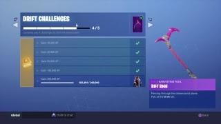 Fortnite season 5 4th week challenges part 2
