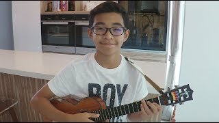 Evan 39 s Ukulele You Are The Reason by Calum Scott Cover Tabs and Scores below