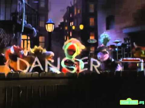 Classic Sesame Street   Danger Is No Stranger