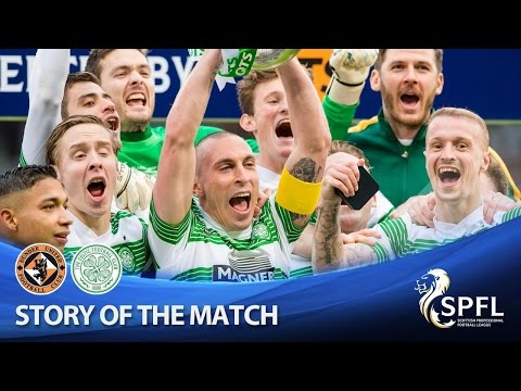 Story of the Match - Scottish League Cup Final, presented by QTS