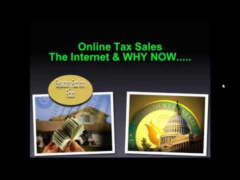 "LIVE ""Actual"" County Tax Sale Research - How to Research & Purchase Tax Liens & Tax Deeds"