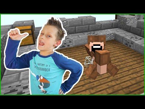 ROOKIE TROLLING / Minecraft