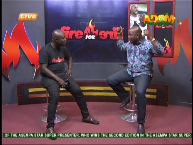 Commentary Position - Fire 4 Fire on Adom TV (14-12-18)