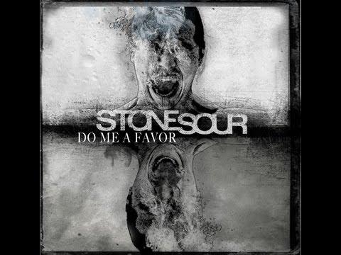 Stone Sour - Do Me A Favor (LYRIC VIDEO)