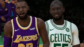 NBA 2K19 Tacko Fall My Career Ep. 5 - Tacko Tuesday