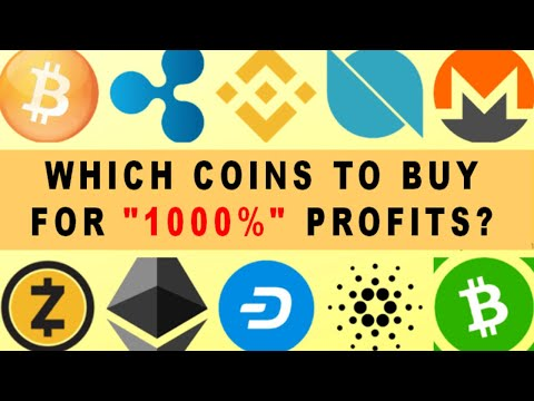 "WHICH ALTCOINS TO BUY FOR ""1000%"" PROFITS? – 04/07/20  – CRYPTO LIVE STREAM"