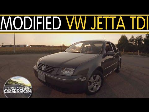 Modified MK4 VW Jetta TDI [Review] *Malone Tuned Stage 3*