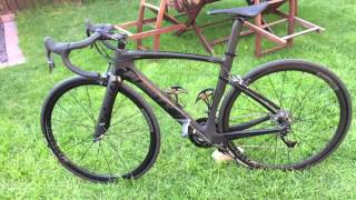 PlanetX EC130-E Aero Road bike