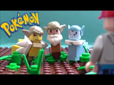 lego pokemon instructions charmander