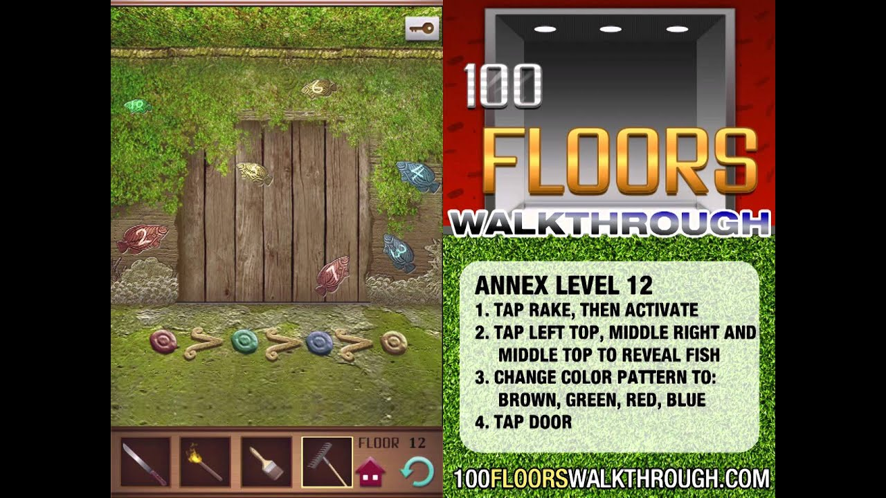 100 Floors Annex Level 10 Solution Wikizie Co