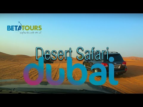 Desert Safary Dubai travel guide 4K bluemaxbg.com