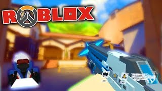 "Overblox - OVERWATCH IN ROBLOX! - Episode 2 - ""SOLDIER 76"""