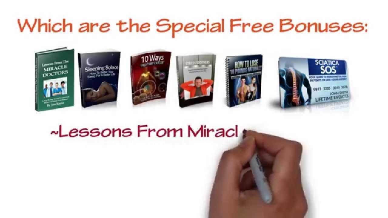 Sciatica SOS Review *DO NOT* Buy Sciatica SOS EBook Until You ...