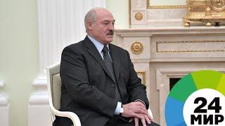 Лукашенко подарував лідерам СНД ялинкові іграшки, а Путіну ще картоплю і сало - СВІТ 24