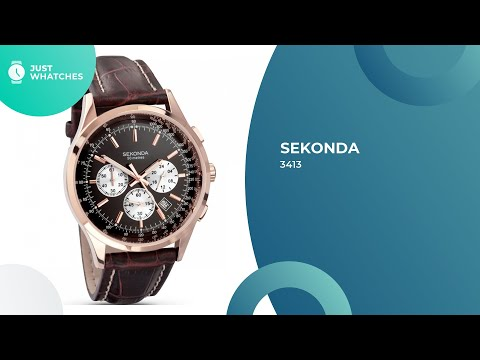 Unique Sekonda 3413 Men Watches Detailed 360°, Detailed Specs, Prices