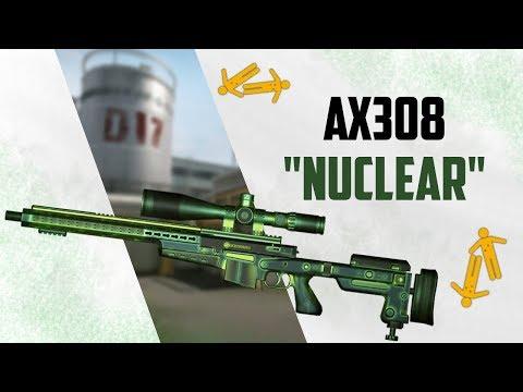 "Warface AX308 ""Nuclear"" - Best Sniper"