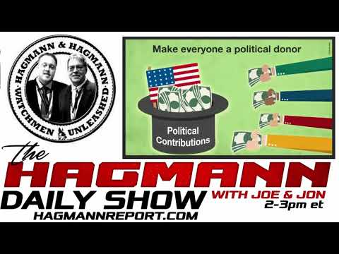The Hagmann Daily Show 2018 - The Political Culture of Corruption in America (Mueller vs Trump)