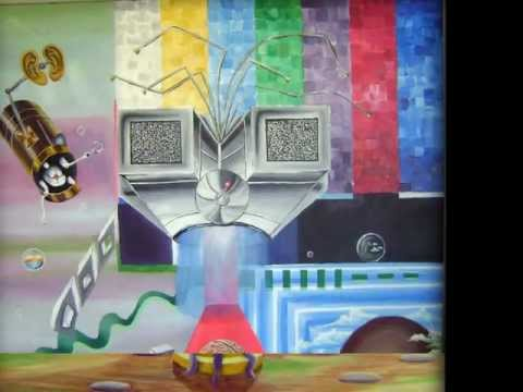 Carlos Creation Visual Art Paint (CROM)