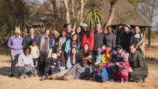 The Experiment in South Africa: Leadership & Social Change