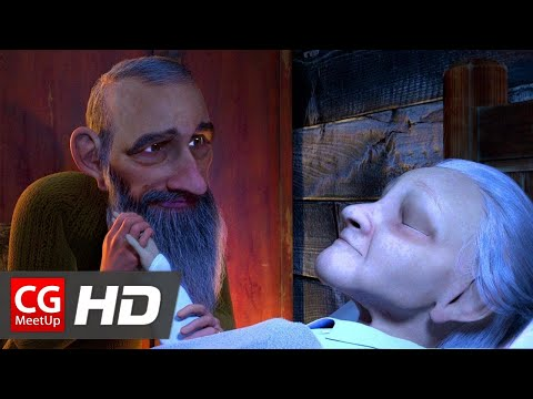 "CGI Animated Short Film HD ""Starlight Short Film"" by Naru Barker"