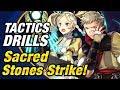 Fire Emblem Heroes - Tactics Drills: Grandmaster 25: Sacred Stones Strike! FEH