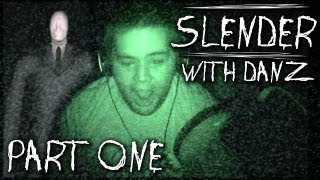 Slender w/ Danz PART ONE (Facecam)