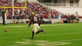 Highlights: Army Football vs. Lafayette 11-10-18