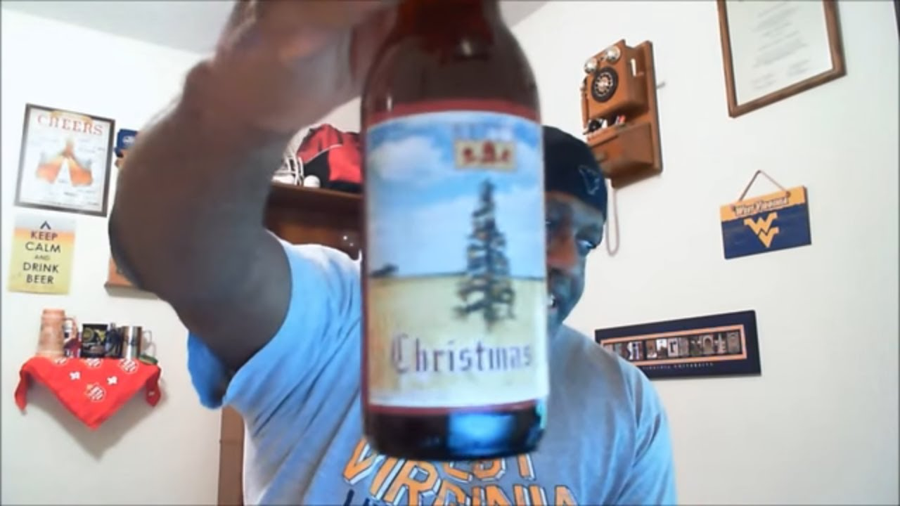 Bells Christmas Ale.Bell S Brewery Christmas Ale Beer Review