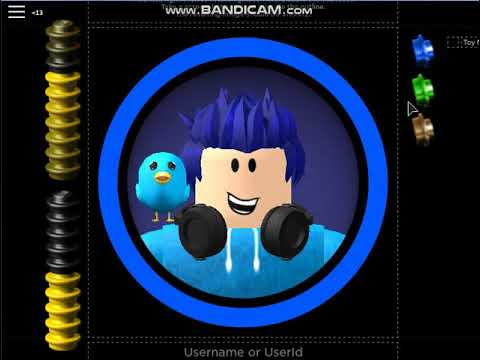 How To Make A Cool Profile Picture Using A Roblox Game Youtube