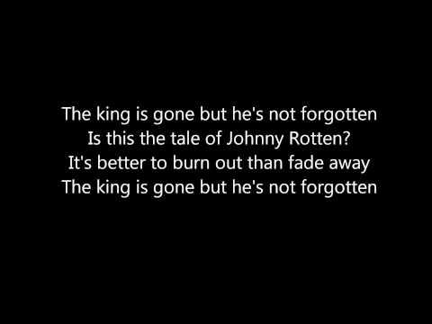 Battleme - Hey hey, My my (Lyrics)