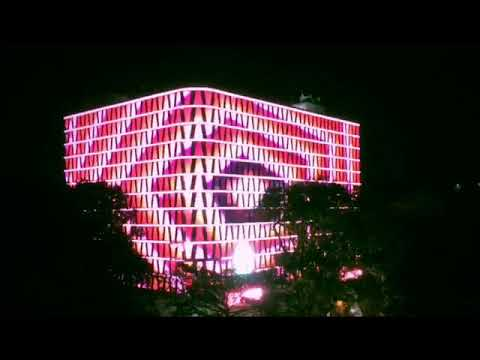 Pothys Bangalore - India's Largest Media Facade