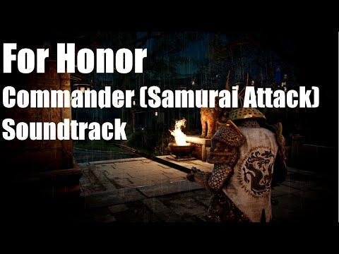 For Honor: Breach Commander (Samurai Attack) Soundtrack