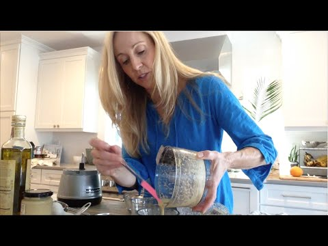 Homemade Dairy-Free Walnut Vinaigrette