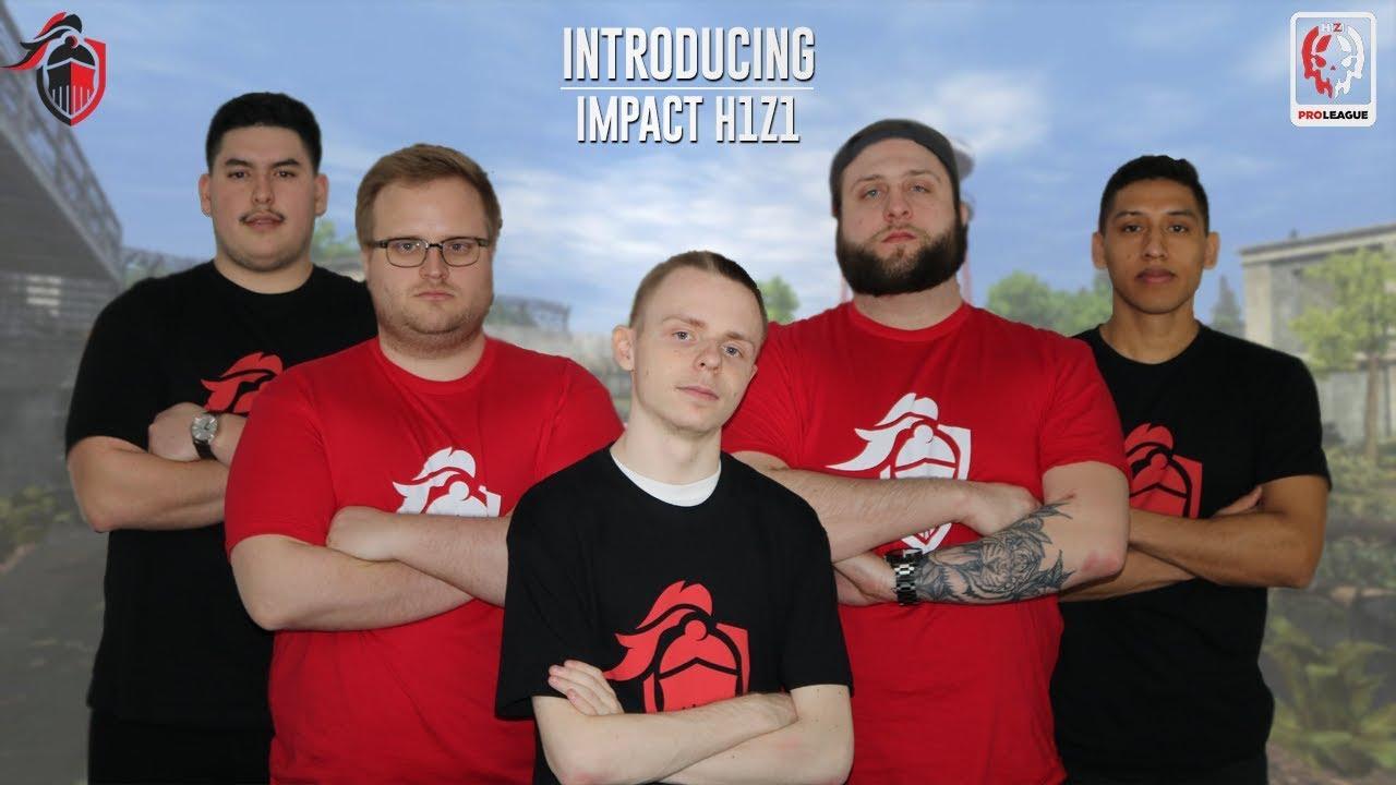 Impact Gaming H1PL Roster Teamtage