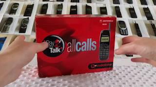 Motorola M3788 Vodafone Ringtones (1999)