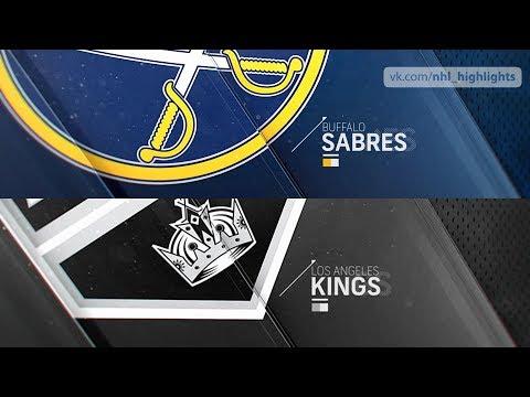 Buffalo Sabres vs Los Angeles Kings Oct 20, 2018 HIGHLIGHTS HD