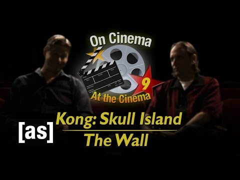 'Kong: Skull Island' and 'The Wall' | On Cinema Season 9, Ep. 1 | Adult Swim