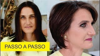 COMO FAZER CORTE CURTO/PIXIE - PASSO A PASSO