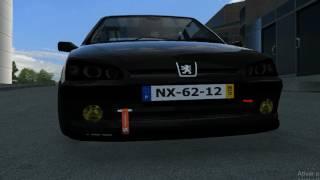 LFS - Peugeot 106 GTI de um Inscrito ! [Português]